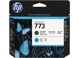 <b>HP 773</b> Matte Black/<b>Cyan DesignJet</b> Printhead - <b>HP</b> Store Australia