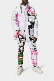 Off-White™ Drops Graffiti-Covered GORE-TEX Skiwear Two-Piece ...