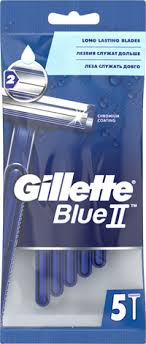 <b>Станок для бритья GILLETTE</b> DISPOSABLE Blue II муж. – купить в ...