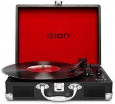 <b>Виниловый проигрыватель ION</b> Audio <b>Vinyl</b> Motion - купить по ...