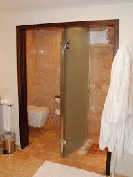 unique bathroom doors cool