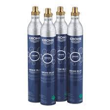 GROHE Blue Комплект <b>баллонов</b> с углекислым газом, 1 шт - 425 ...