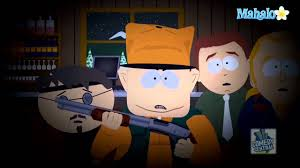 South Park Jersey Shore - YouTube