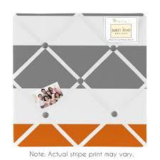 sweet jojo designs stripe memo board reviews wayfair sweet jojo designs stripe memo board