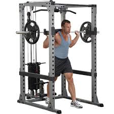 <b>Силовая рама Body-Solid</b> GPR378