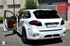 2014 Porsche Cayenne Diesel For Sale Porsche Cayenne Hamann Guardian Evo Diesel At 175000