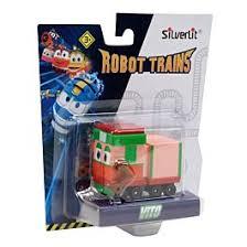 Robot Trains: <b>Паровозик Вито</b>