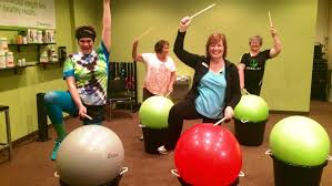 Image result for images of cardio drumming