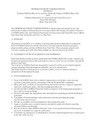 best photos of format for memo of understanding memorandum of memorandum of understanding template