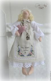 Купить Домашний ангел <b>СЕЛЕСТА</b> - <b>бежевый</b>, тильда, кукла ...