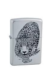 "<b>Зажигалка Zippo</b> ""Classic. <b>Leopard</b>"", 3,6 х 1,2 х 5,6 см"