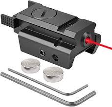 Amazon.com : EZshoot Red Dot Laser Sight <b>Tactical</b> 20mm ...