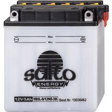 Buy SAITO BATTERY SAE <b>50A</b> 12N5-3B / YB5L-B <b>12V</b>/5AH | Louis ...