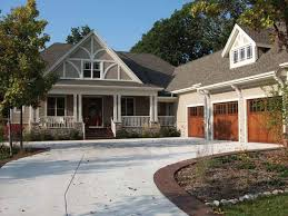Craftsman Homes Plans   EurHomedesign    Craftsman Homes Plans Best Open Family Room With Coffered Ceiling