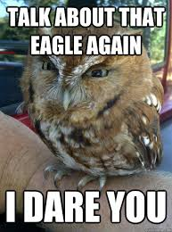 Ornery Owl memes | quickmeme via Relatably.com