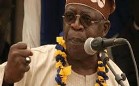 """... of Lagos and the voters will decide who they want as governor when they go out to vote. Not a group like this one will decide for them."""" Bola Tinubu - image3"""