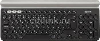 Купить <b>Клавиатура LOGITECH Multi</b>-<b>Device</b> K780, черный в ...