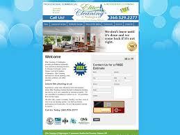 cleaning company website true cedar llc