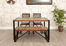small dining bench: baumhaus urban chic small dining bench free delivery