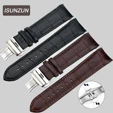 <b>ISUNZUN Women's Watch Strap For</b> MIDO Baroncelli M007 ...