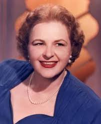 "When she was introduced to the King of England during WWII by F.D.R. he said, ""This is Kate Smith . . . this IS America"". Understandably, she had a very ... - 05-01SmithKate"