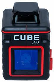 Лазерный уровень <b>ADA</b> instruments <b>CUBE</b> 360 Basic Edition ...
