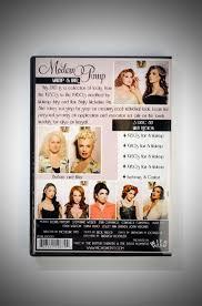 micheline pitt 39 s modern pinup hair and makeup dvd
