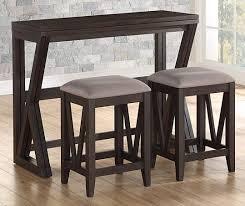 Rustic <b>3</b>-<b>Piece Bar</b> Table Set | Big Lots