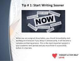 Tip      Start Writing