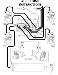 compressor installation instructions airbagit com make sure vehicle is running anytime the compressor is running