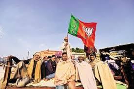 பதினைந்து வருட இடைவேளைக்குப் பிறகு உத்தரப்பிரதேசத்தில் பாரதிய ஜனதா கட்சி ஆட்சி