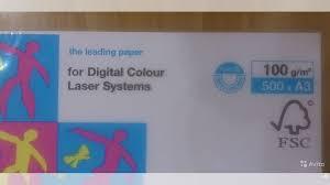 Бумага <b>Color Copy 100 г</b>/м, А3, 297x420 мм, 500 л купить в Ханты ...