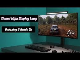 <b>Xiaomi Mijia</b> Monitor Hanging Light - <b>Computer</b> Display Lamp