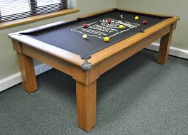 pool table dining tables:  tables new middot dining table  oxford walnut jack daniels cloth signature oxford pool table in winchester oak