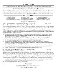 executive management resume samples template fund administrator resume