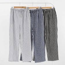 <b>BZEL</b> 2019 Plus Size Home Wear Mens Cotton <b>Sleep</b> Bottoms ...
