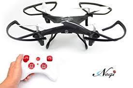 Negi <b>4 Channel 2.4Ghz Remote Control Quadcopter</b> 360° Drone Rc ...