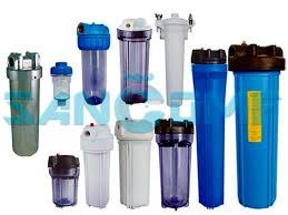 <b>Колба фильтра для воды</b> и их разновидности