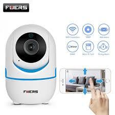 <b>FUERS HD</b> 720P/1080P Wifi <b>IP Camera</b> Two-way Audio Indoor ...