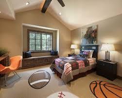 football player teen boys bedroom ideas