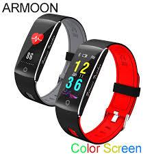 <b>Smart Bracelet F10</b> Sleep Monitor Fitness Tracker Heart Rate Band ...