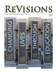 revisions best student essays of unc pembroke the university of revisions cover 2016