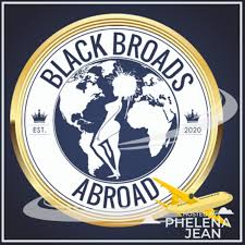 Black Broads Abroad