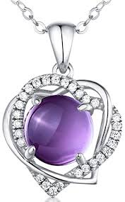 HXZZ Fine Jewelry Gifts for Women <b>925 Sterling Silver Natural</b> ...