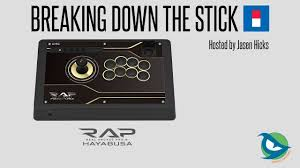 Breaking Down the Stick - <b>Hori Real Arcade Pro</b> N (PS4) - YouTube
