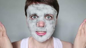 <b>GLAMGLOW BUBBLESHEET</b> Oxyganating Deep Cleanse Mask ...