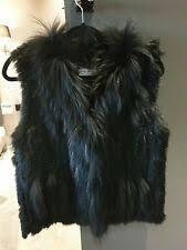 <b>Fox Fur</b> Outer Shell <b>Black</b> Coats, Jackets & Waistcoats for Women ...