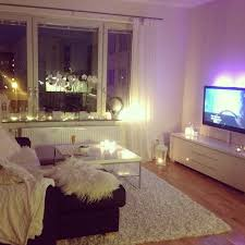 apartment cozy bedroom design: cute little one bedroom apartment looking over the city so cozy and warm