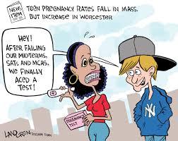 satire cartoons teenagers teen pregnancy satire by destany king on prezi