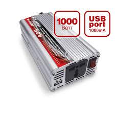 Автомобильный <b>инвертор AVS</b> 24/220V <b>IN-1000W</b>-<b>24</b> [<b>A07074S</b> ...